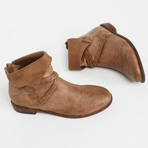 🌺FREE PEOPLE🌺 Alamosa Ankle Boots 38